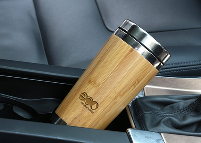 Giving car mug to your friends who have cars