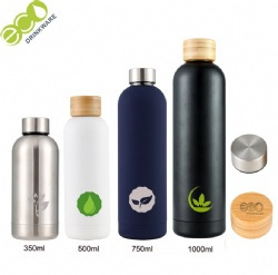 500ml Stainless Steel Vacuum Insulated Water Bottle