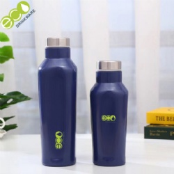 350ML/12OZ Travel double wall Vacuum Insulated Stainless Steel coffee bottle