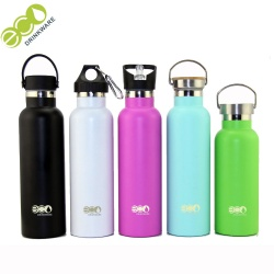 Double Walled Stainless Steel Water Bottle Vacuum Flasks